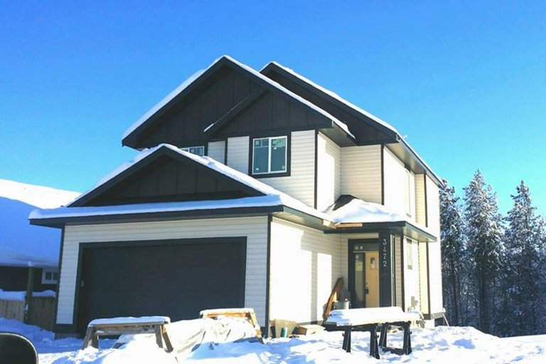 New homes in Prince George may be built with two storeys