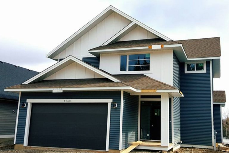 These new homes in Prince George fit on smaller lots