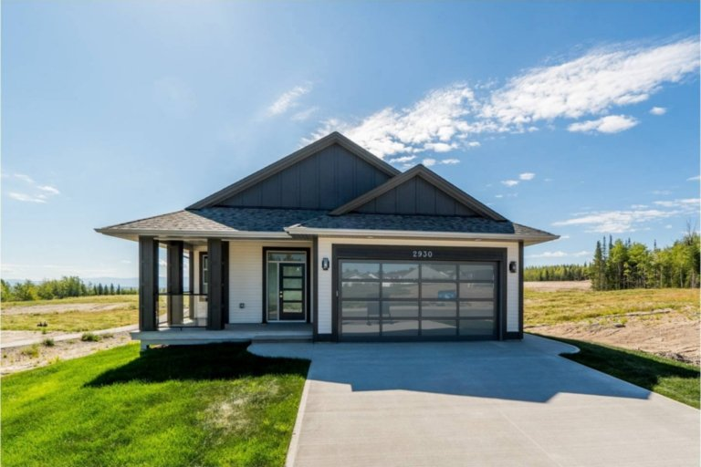 The Vista Ridge subdivision has a variety of homes built by Lithium One